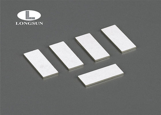 CuW Alloy  Electrical Contact Points Powder Metallurgy Products With Low Resistance