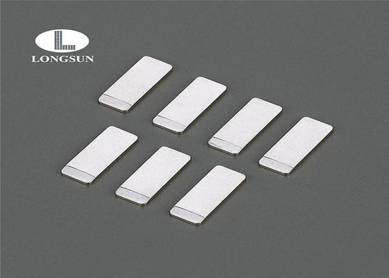 Oxidized Sterling Silver  Contact Tips With Eco - Friendly Electrical Contact Materials