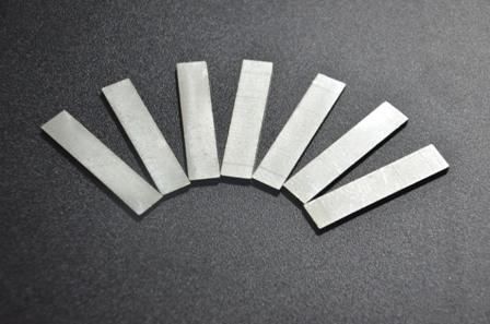 Powder Metallurgy Contacts Silver Alloy Contacts AgWC With High Welding Resistance